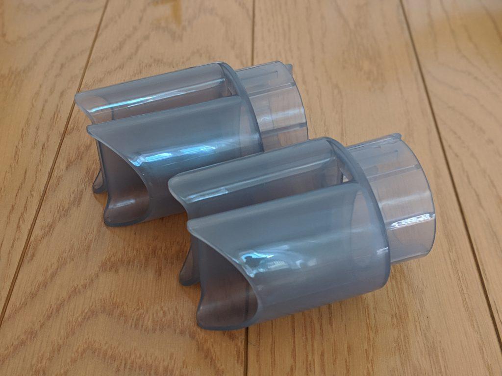 アイリスオーヤマ 布団乾燥機 カラリエ 温風機能付 マット不要 ツインノズル 布団2組・靴2組対応 ホワイト FK-W1 くつ乾燥ノズル